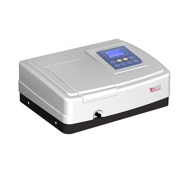 Visible spectrophotometer Mapada V-1200